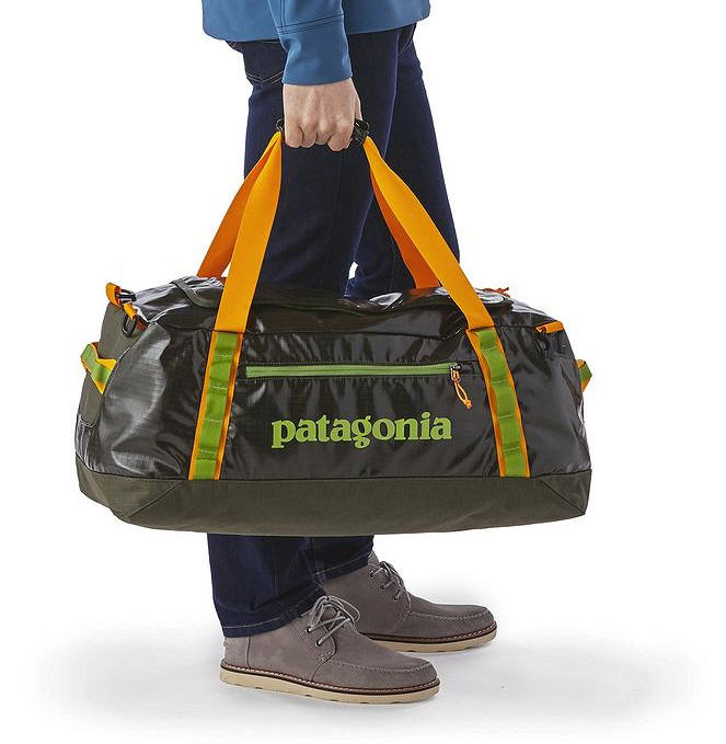 Sac Patagonia Black Hole Duffel blue 60L