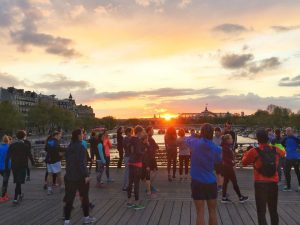 The Northface MountainAthletics Training Paris