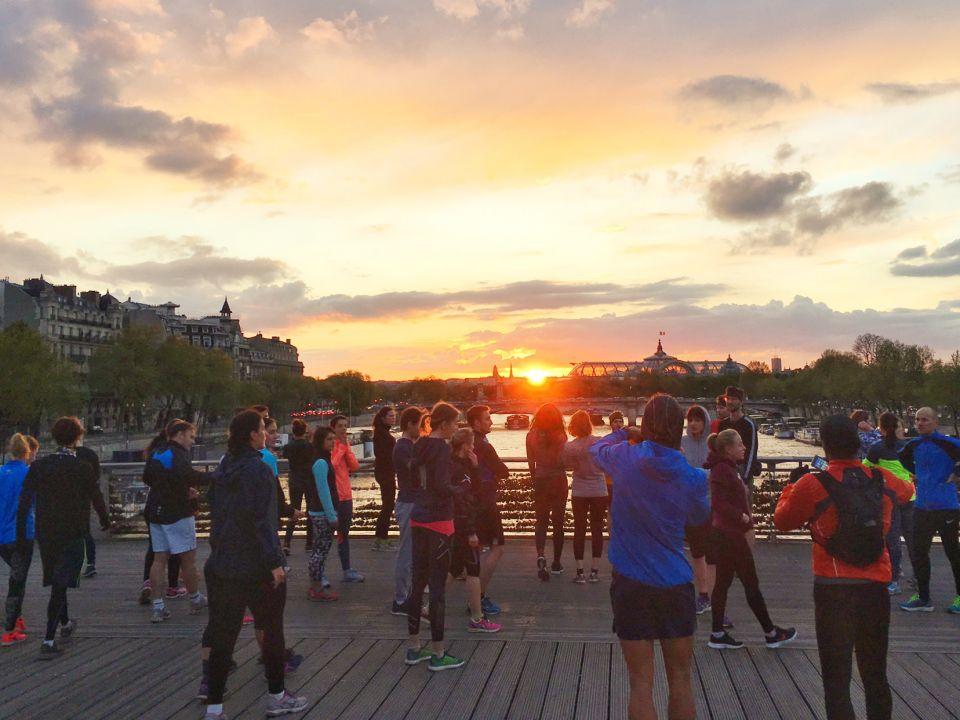 The Northface MountainAthletics Training Paris