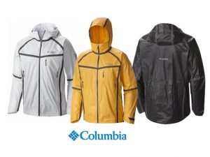 Columbia veste outdry