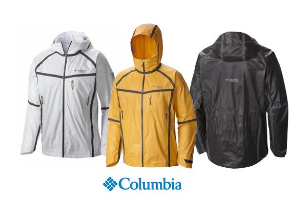 Columbia veste outdry