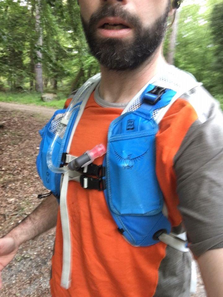 Sac de trail Rev 6 Osprey