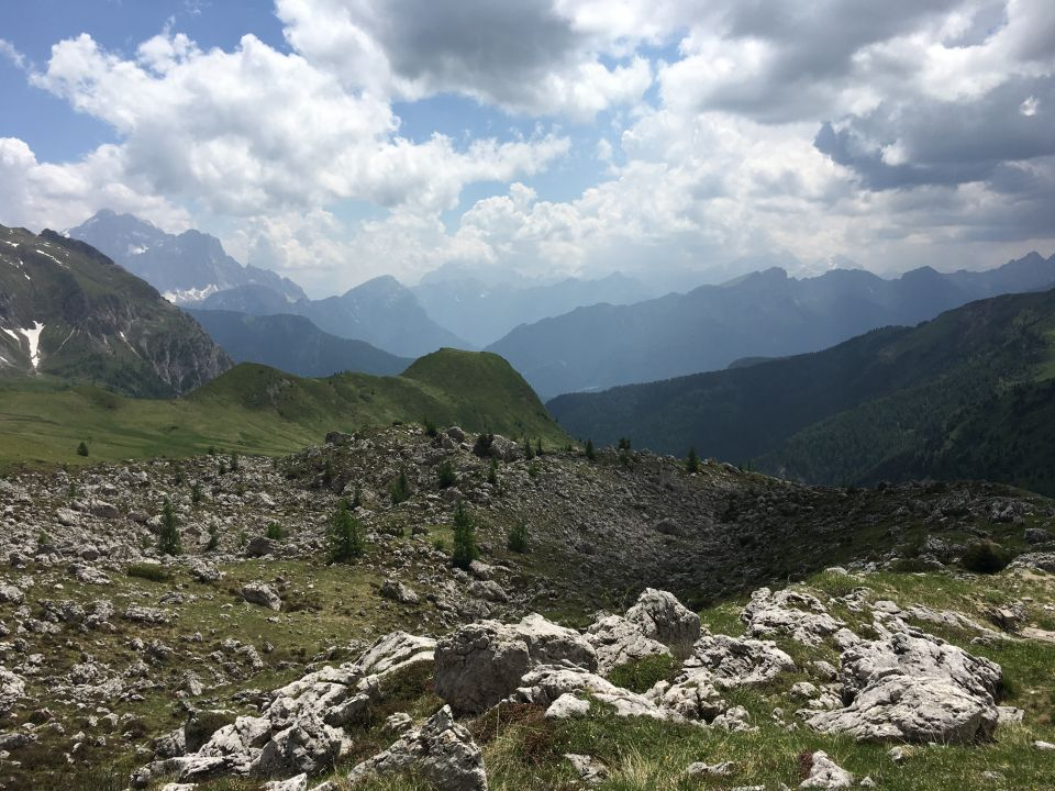 Lavaredo ultra trail Cortina