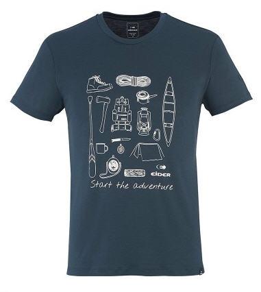 T-shirt Eider Kidston camp