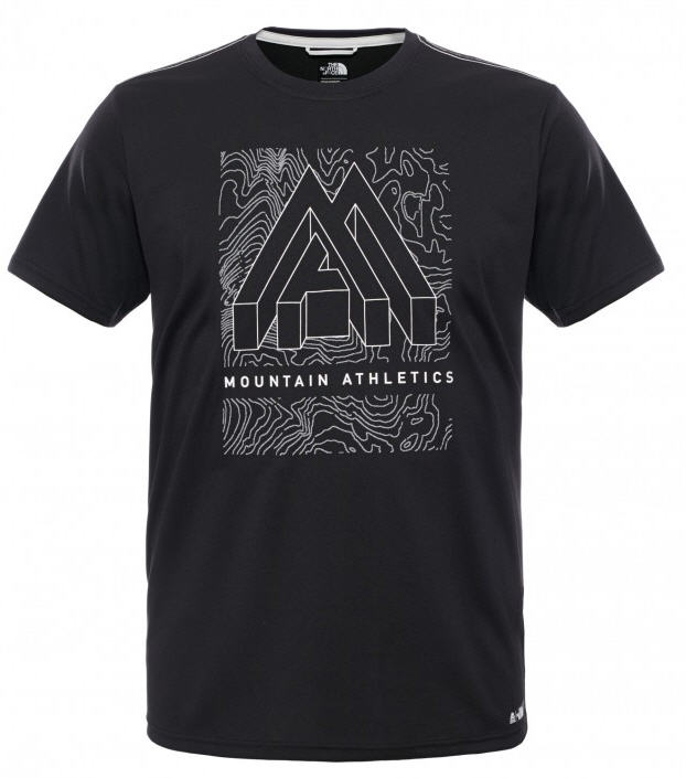T-shirt The North Face Mountain Athletics