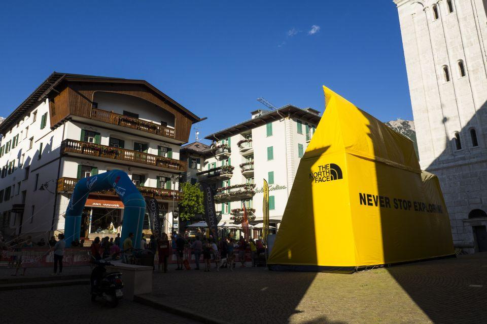 Lavaredo ultra trail Cortina