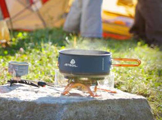jetboil cooking