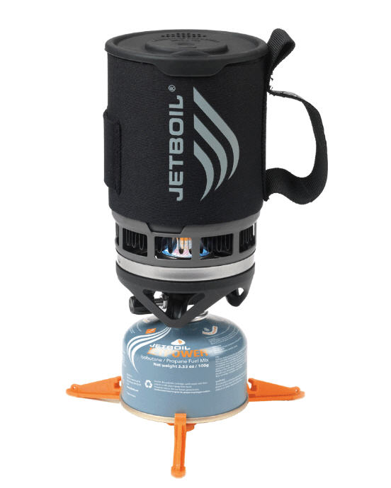 rechaud JetBoil zip cooking system