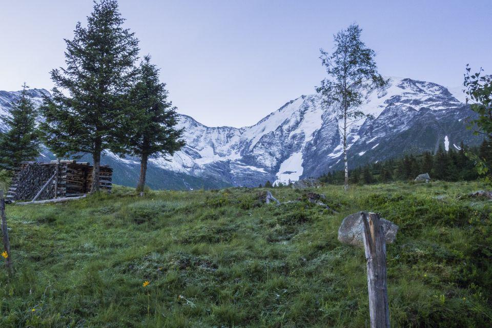 Contamines Mont-Blanc Chalets du truc refuge Miage