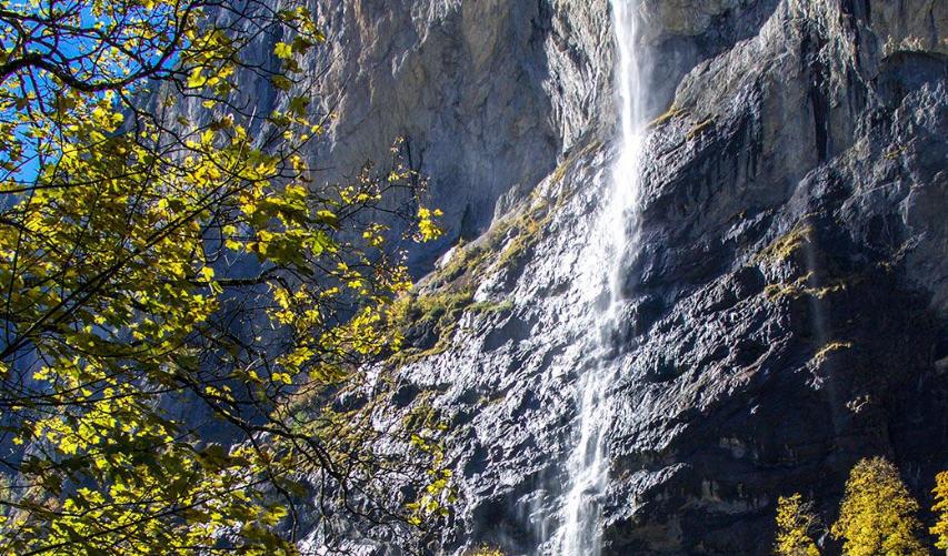 Cascades trummelbach