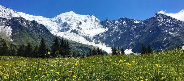 Plateau de Bellevue Les Houches