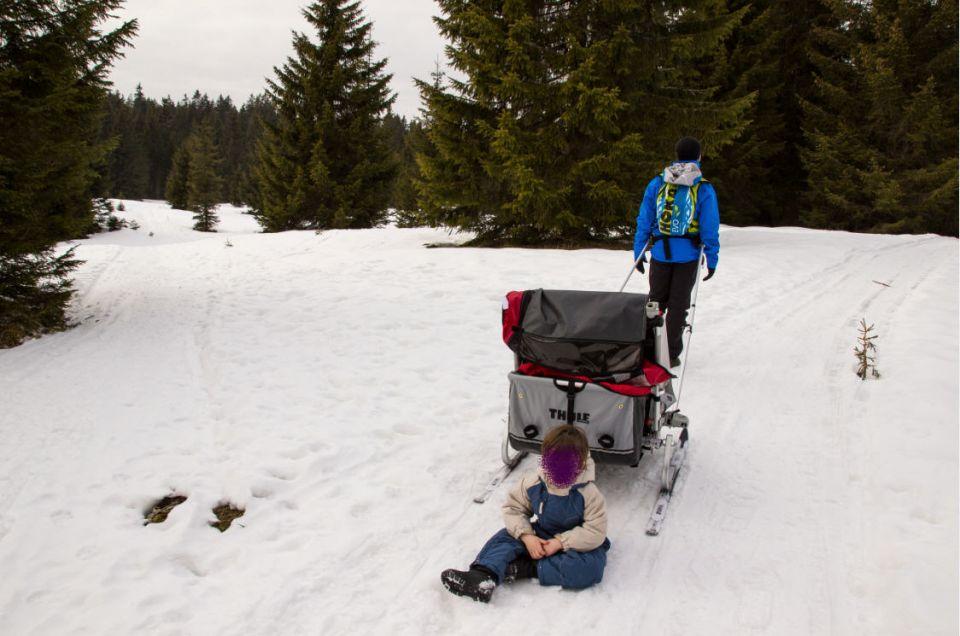 poussette-thule-kit-ski-cougar