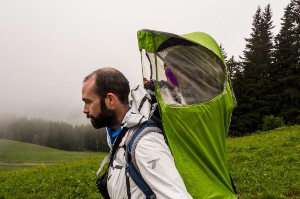 porte-bebe-osprey-rain-cover