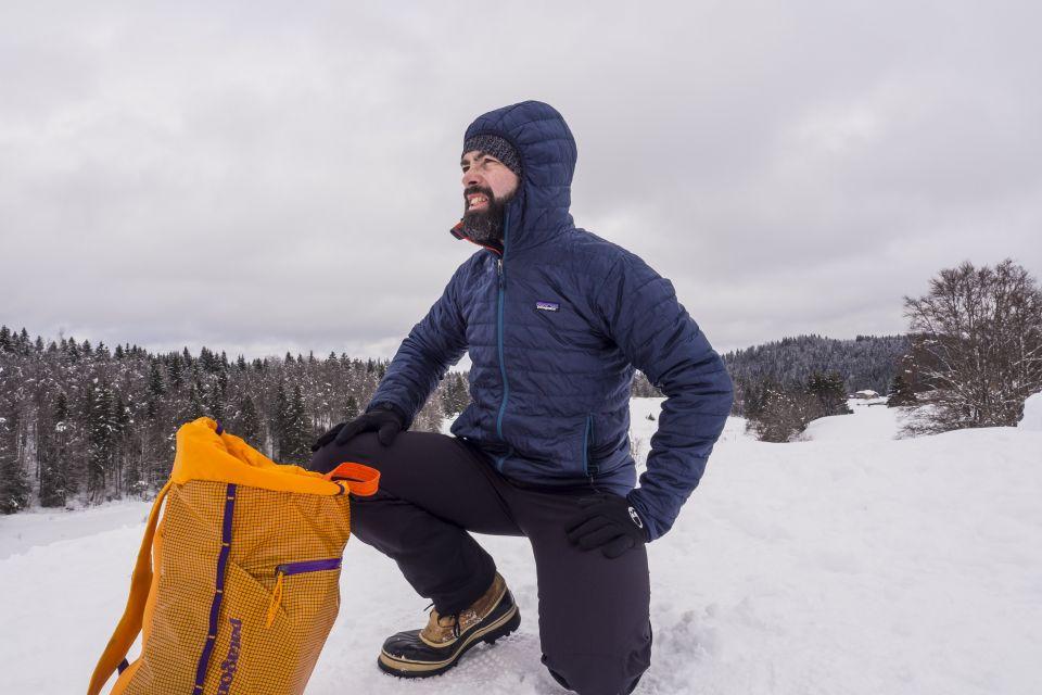 sac à dos patagonia black hole lightweight cinch