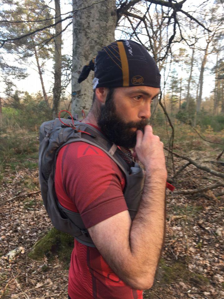 flasque sac de trail osprey