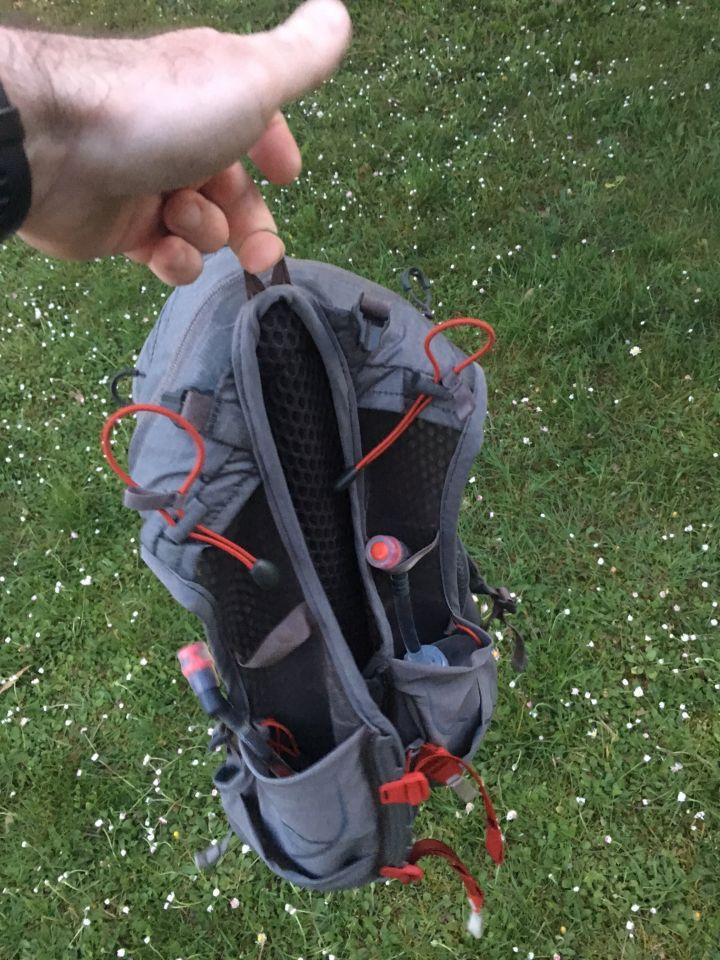 sac de trail duro osprey