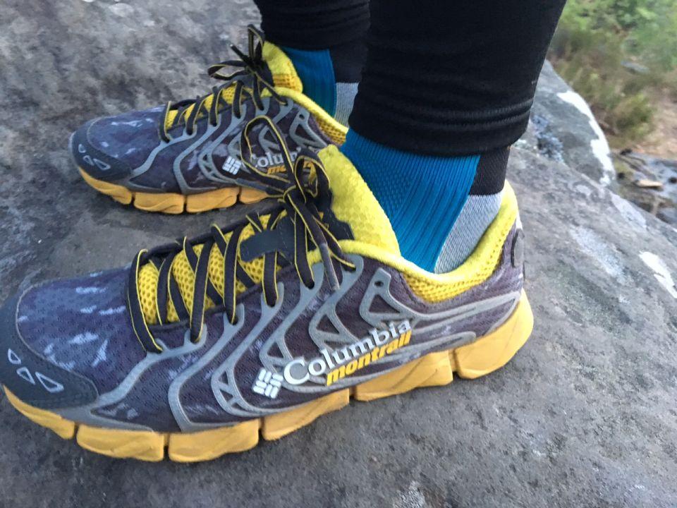 Columbia montrail chaussures de trail fkt