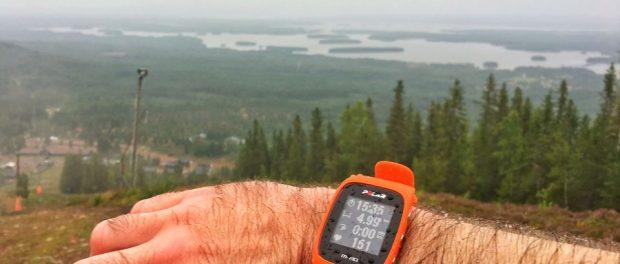 polar M430 test en Suède