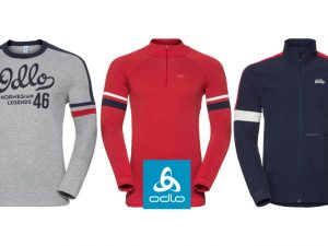 Odlo collection heritage