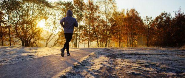 Vêtements hiver pour trail et running