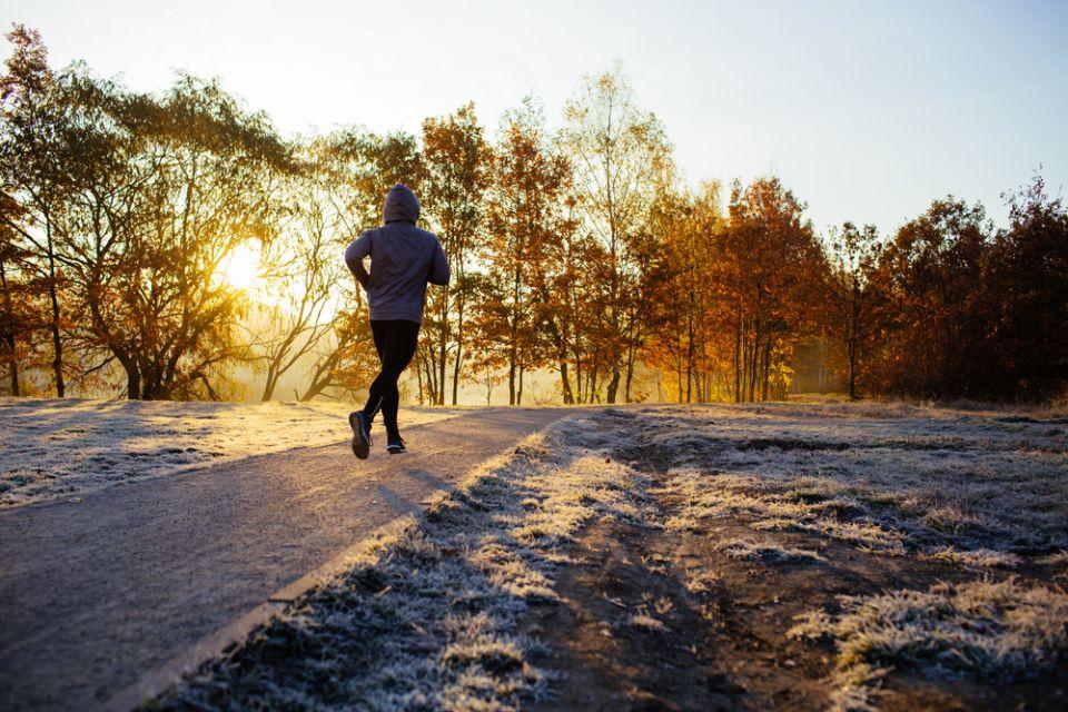 Habits de l'hiver, habits de lumière! U Run