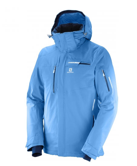 VESTE DE SKI SALOMON BRILLIANT HAWAIIAN SURF