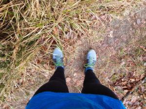 chaussure de trail saucony xodus iso 2