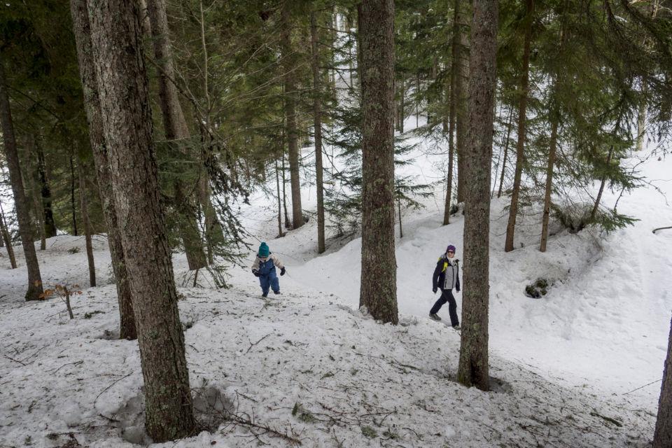 Vacances d'hiver à Praz sur Arly