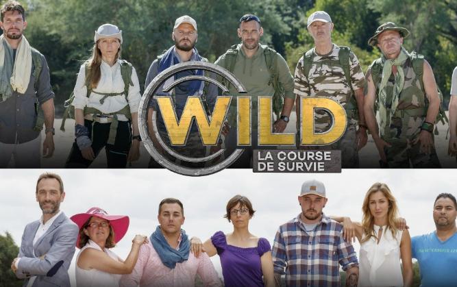 Wild la course de survie M6