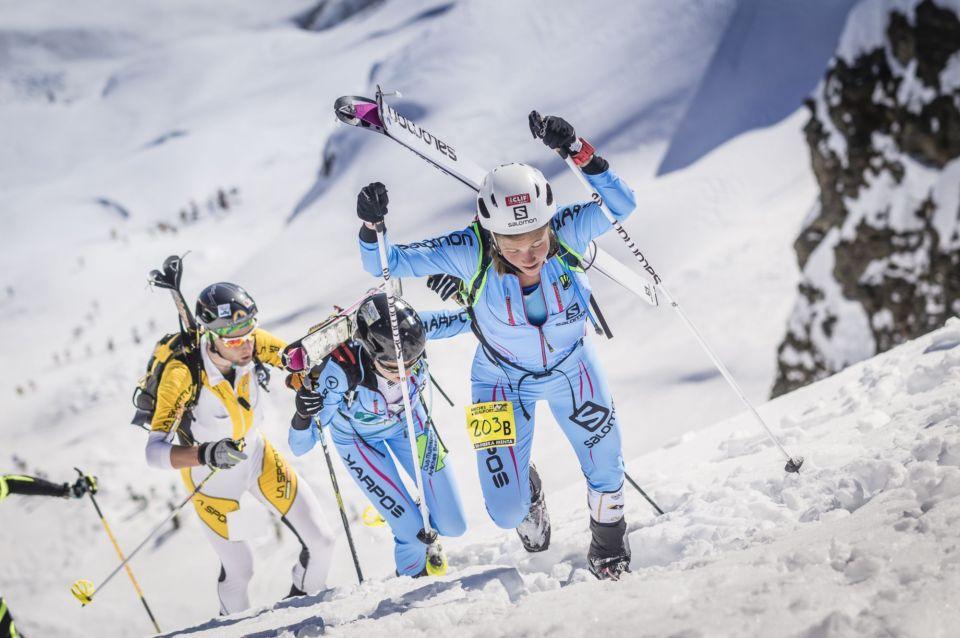 pierra menta ski alpinisme
