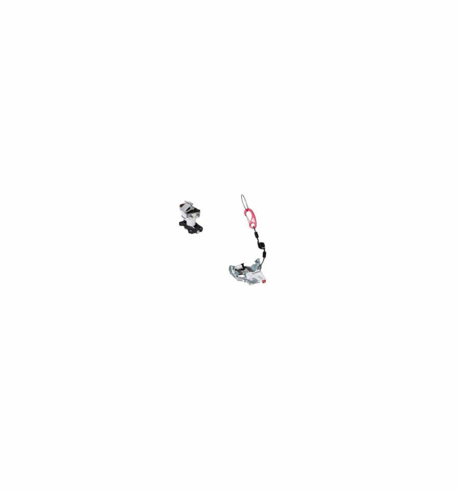 Fixation ski de rando avec inserts