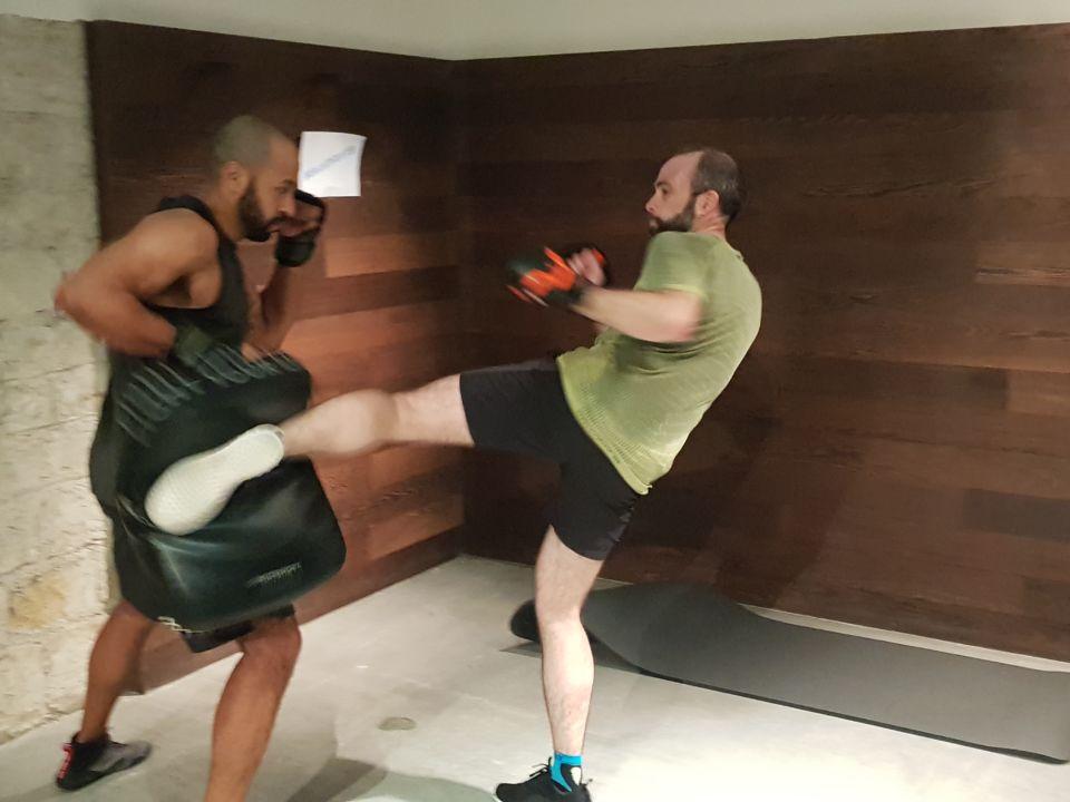boxe decathlon